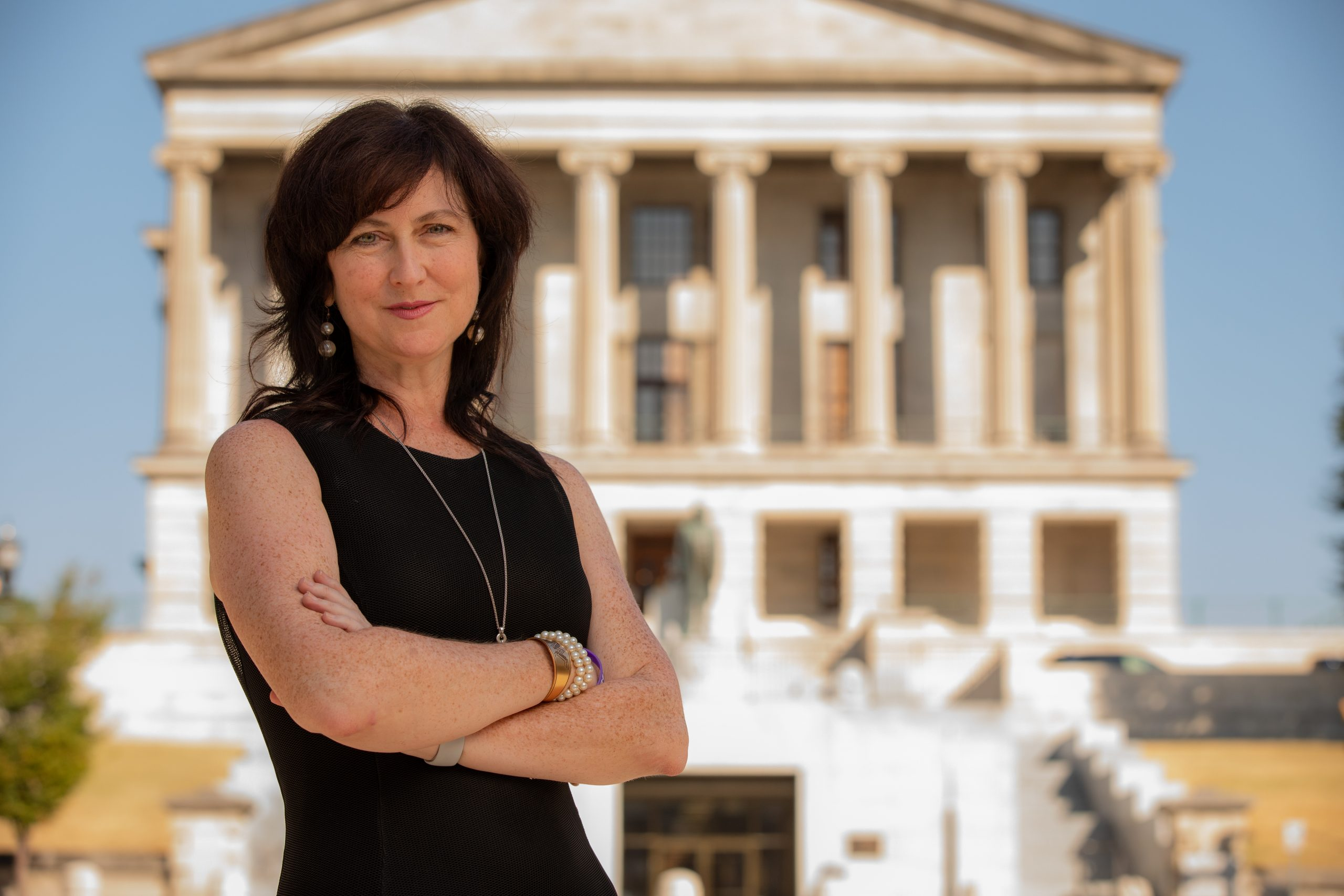 Michele Johnson, Executive Director of the Tennessee Justice Center