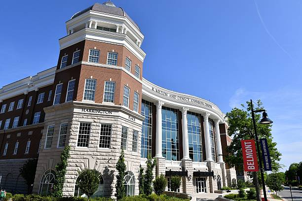 The Milton and Denise Johnson Building at Belmont University Photo by Jason Davis/Getty Images)