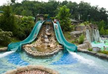 The Butterfly, a popular attraction at Dollywood Splash Country. (Photo: Dollywood)