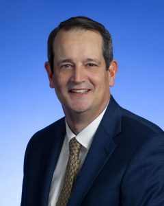 Jeff McCord, commissioner of Tennessee Labor and Workforce Development (Official photo)