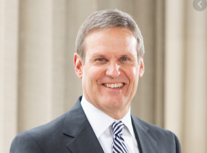 Tennessee Gov. Bill Lee. (Official photo.)