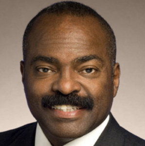Rep. G.A. Hardaway (D-93), chair of the Tennessee Black Caucus of State Legislators (Tennessee General Assembly)