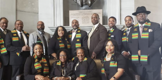 Tennessee Black Caucus for Legislators (Photo: Facebook)