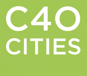 C40 Cities is a coalition of cities around the world leading the way to a more sustainable future. (Logo: c40.org)