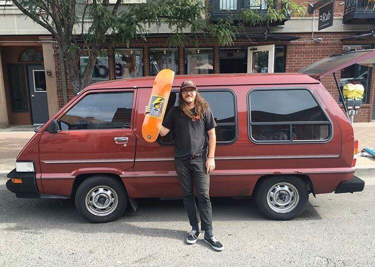 The other Team Joe, Joe Romano, in East Nashville. (Photo: Kevin Teets)