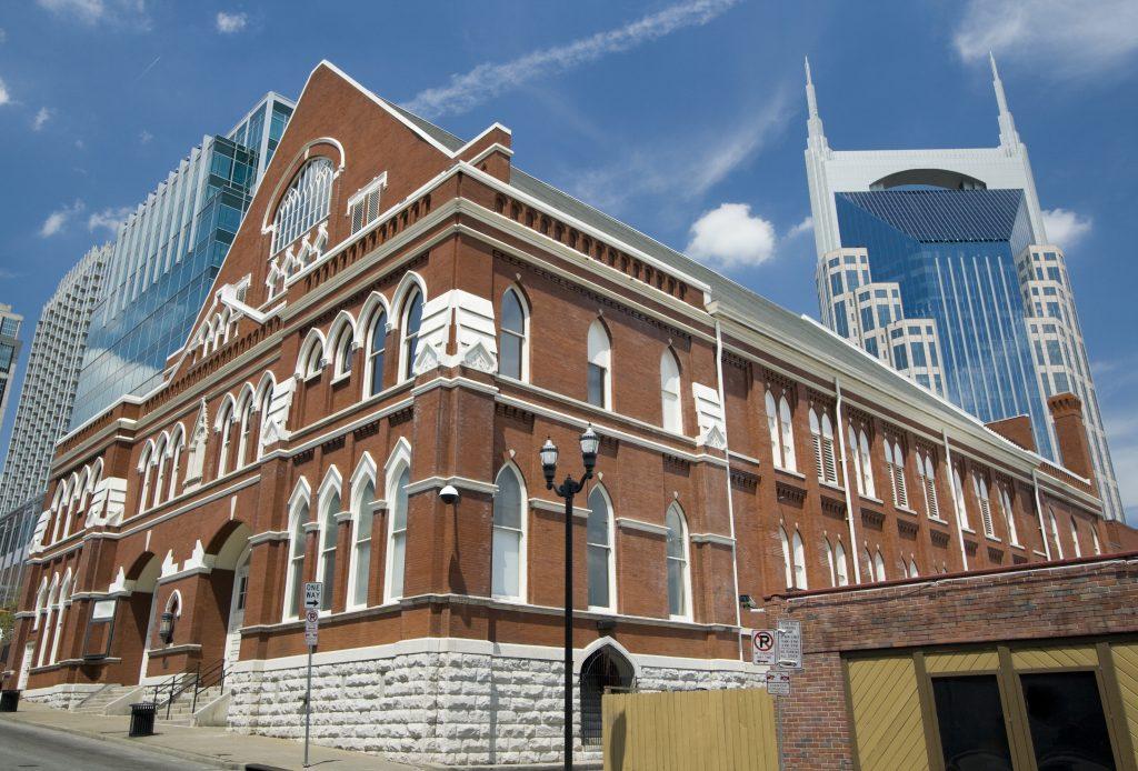 Ryman Auditorium (iStock/Getty Images Plus)