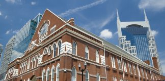 Ryman Auditorium (iStock/Getty Images Plus)