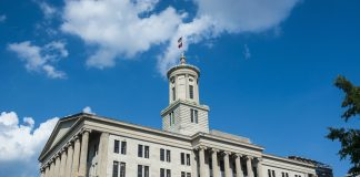 Tennessee State Capitol. (Getty Images)