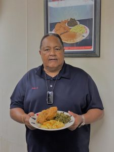 David Swett is a member of the second generation of Swett's to work at the 62-year-old soul food eatery in Nashville. (Photo: Anne Braly)