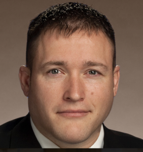 Rep. Micah Van Huss (Official photo: Tennessee General Assembly)
