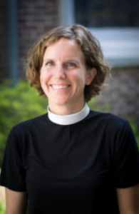 Rev. Amber Carswell (Photo: Calvary Episcopal Church)