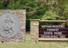 "Entry to Nathan Bedford Forrest State Park in West Tennessee. Language on the Tennessee State Parks website (https://tnstateparks.com/parks/info/nathan-bedford-forrest) says: ""Although a controversial figure, Forrest is remembered by some as a noted military tactician of the Civil War."" (Photo: Tennessee State Parks)"