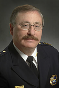 Nashville Chief of Police Steve Anderson (Photo: Metro Nashville Police Department)