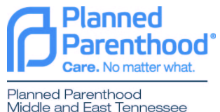 Planned Parenthood logo.
