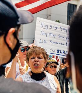 Nashville, Tenn., June 28 - Back the Back demonstration (Photo: Alex Kent)