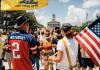 Nashville, Tenn., June 28 - Back the Back demonstrators face off with Black Lives Matter protesters. (Photo: Alex Kent)