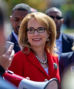 Former Arizona U.S. Rep. Gabby Giffords. (Photo: Giffords: Courage to Fight Gun Violence)