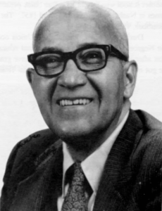Civil rights attorney and later State Sen. Avon Williams, Jr. (Photo: Wikipedia)