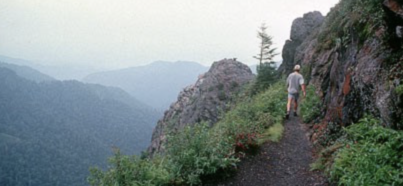 Hiking at Great Smoky Mountains National Park. (Photo: National Park Service)