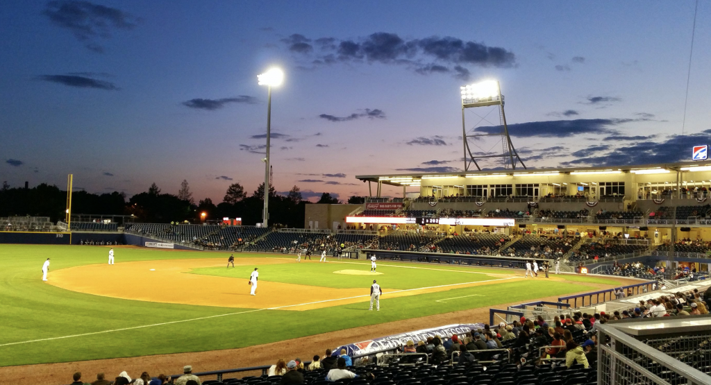 First Horizon Park, home of the Triple A Nashville Sounds. (Photo: Wikipedia)