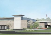 Rendering of Smith Springs Elementary School. (Photo: Facebook)