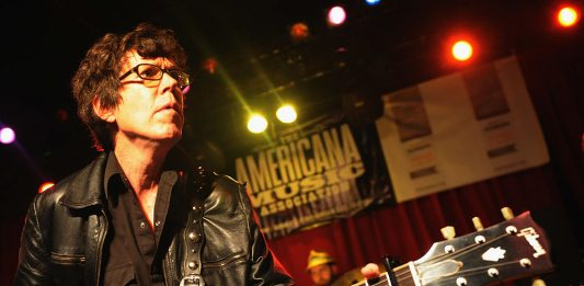 Recording Artist Kenny Vaughan performs during the 2011 Americana Music festival at The Mercy Lounge in Nashville, Tennessee. (Photo by Rick Diamond/Getty Images)