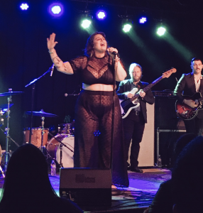 Alanna Royale performing in 2018. (Photo: Twitter)
