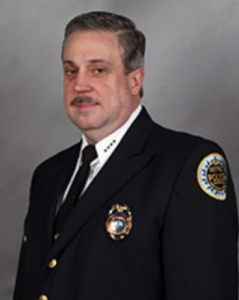 Metro Nashville Police Deputy Chief Mike Hagar (Photo: Metro Nashville Government)
