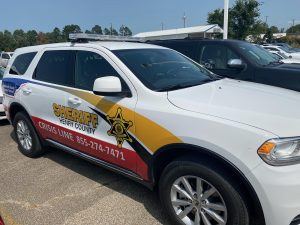 Henry County Sheriff's Department vehicle. (Photo: Henry County Sheriff's Department)