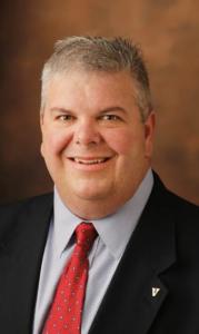 Johnny Vanderpool, director of the Vanderbilt University Office of Emergency Preparedness. (Photo: Vanderbilt University)