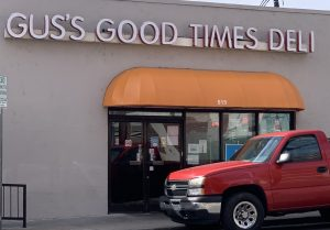 Gus's Good Times Deli, Knoxville, Tennessee. (Photo: Holly McCall)