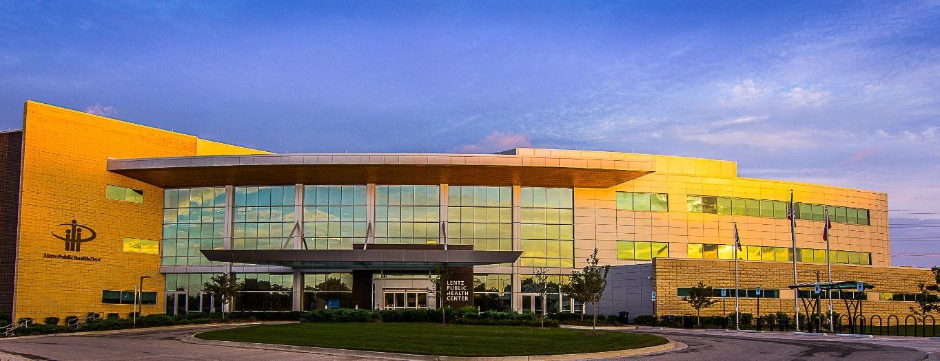 Metro Nashville Health Department and Lentz Clinic (Photo: Metro Health, Facebook)