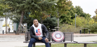 Jerome Hardaway, U.S. Air Force veteran and founder of Vets Who Code (Photo: Facebook)