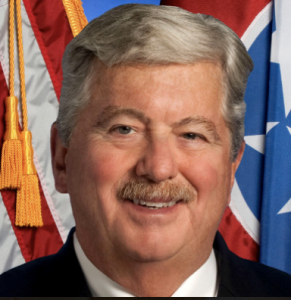 Lt. Gov. Randy McNally (Photo: Tennessee General Assembly)