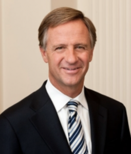 Former Tennessee Gov. Bill Haslam (Photo: TN.gov)