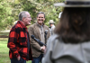 Gov. Bill Lee and Sen. Lamar Alexander at an October event recognizing the passage of the Great American Outdoors Act. (Photo: Gov. Bill Lee, Facebook)