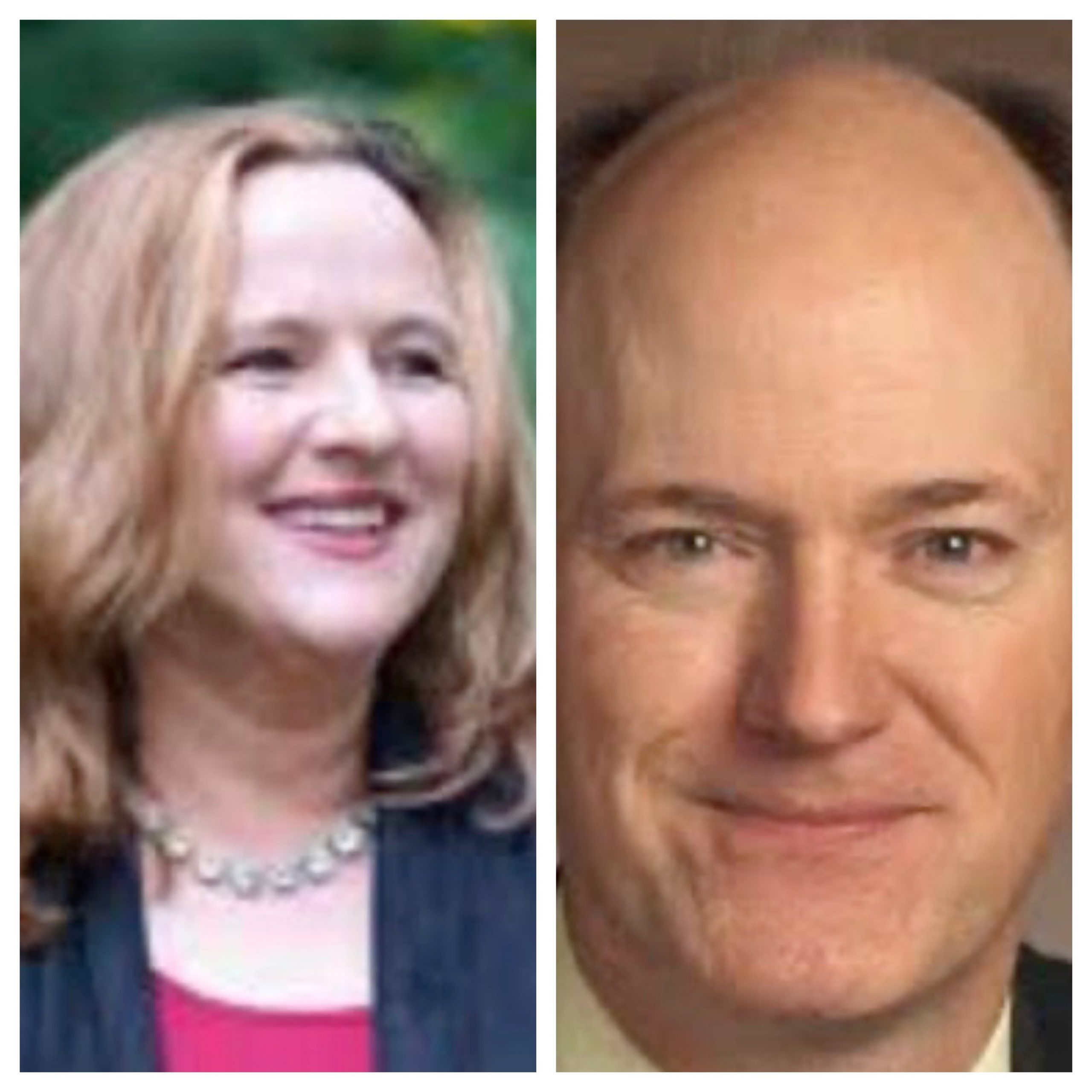 Oak Hill Mayor Heidi Campbell and Sen. Steve Dickerson are in a close race for Senate District 20.