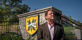 Raul Lopez, founder of Latinos for Tennessee, at the campus of Men of Valor in South Nashville. Lopez serves as executive director for Men of Valor. (Photo: John Partipilo)