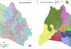 Metro Nashville Council and School Board Districts. (Nashville Planning Department)