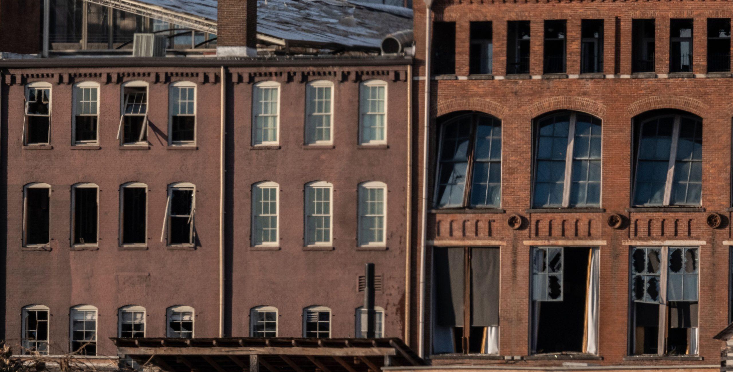 Second Avenue bomb site center of Nashville's historic preservation movement