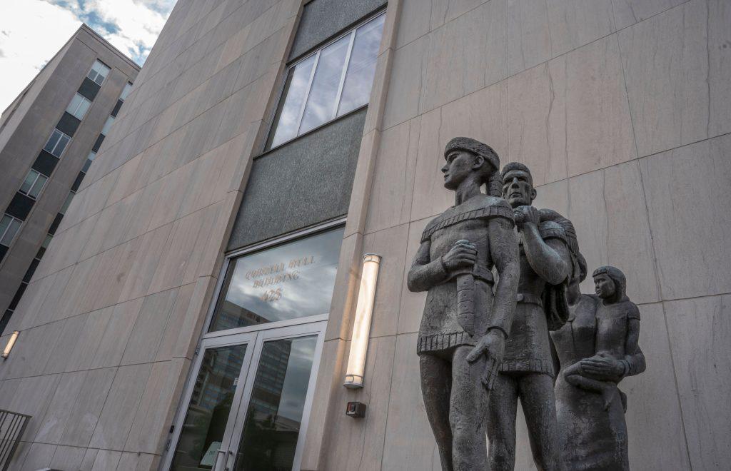 The Cordell Hull Legislative Building. (Photo: John Partipilo)