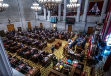 Tennessee House of Representatives (Photo: John Partipilo)