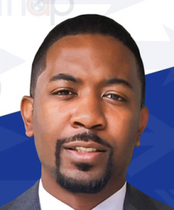 Tennessee Democratic Party Chair Hendrell Remus (Photo: Twitter)