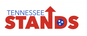 Tennessee Stands Logo