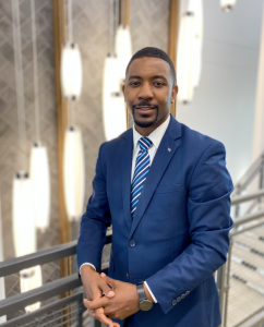 Hendrell Remus, Chair, Tennessee Democratic Party (Photo: submitted)
