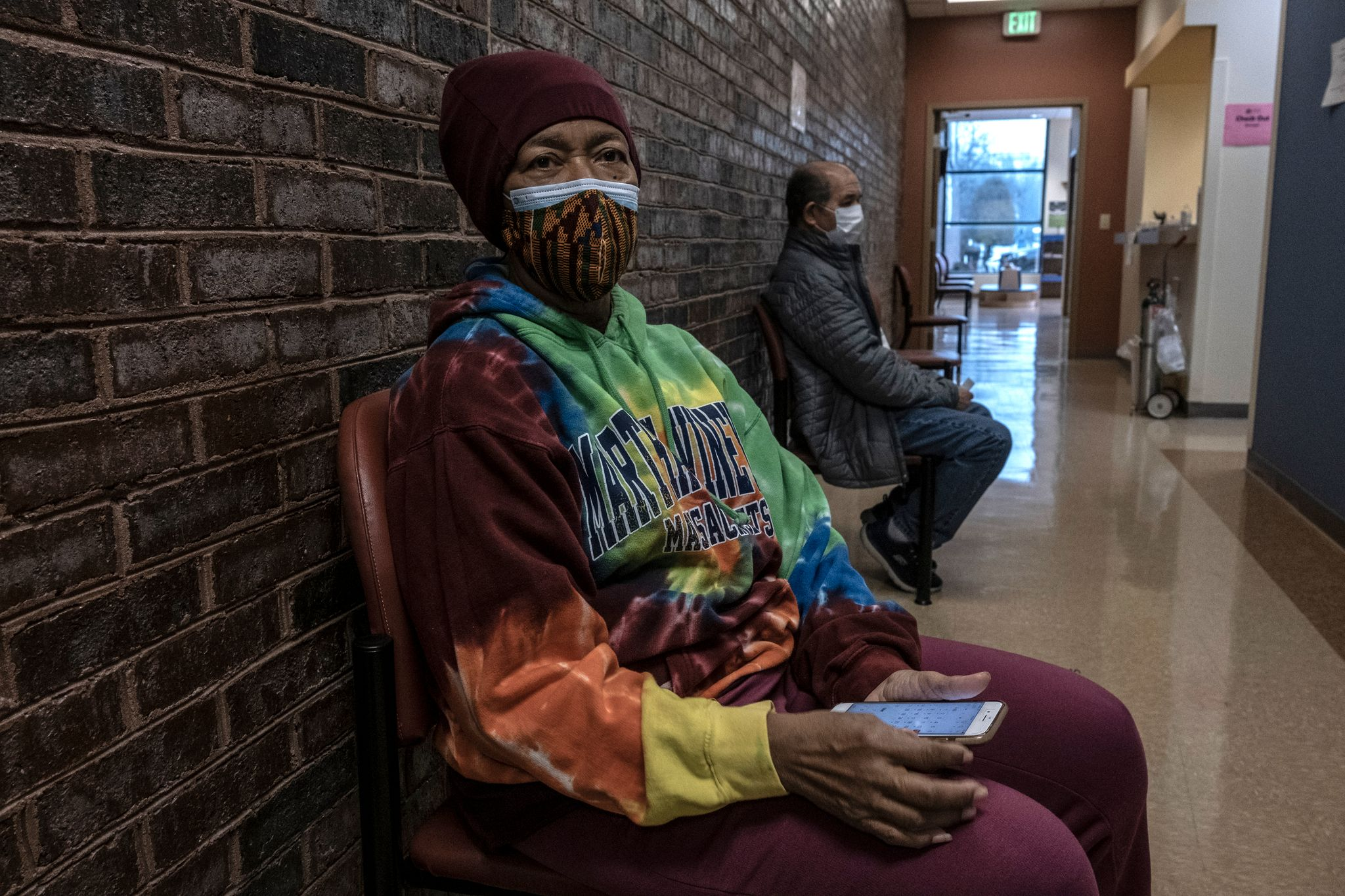An analysis from the Center on Budget and Policy Priorities found that Black Tennesseans and essential workers are disproportionately affected by the legislature's failure to take federal funds to Medicaid. (Photo: John Partipilo)
