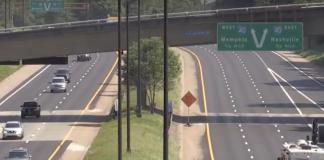 Interstate 440 through Nashville. (Photo: TN.gov)
