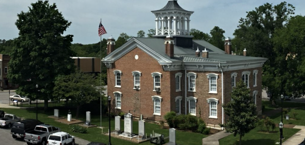 Coffee County Courthouse (Photo: City of Manchester)