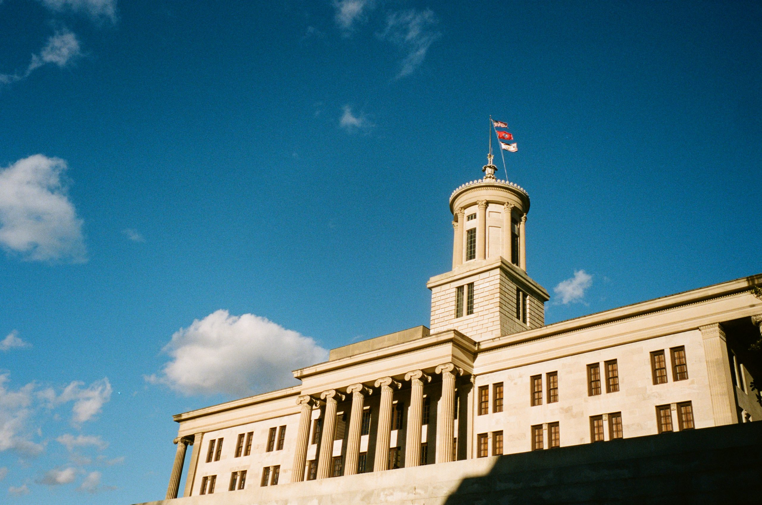 Tennessee State Capitol. (Photo: Ray Di Pietro)