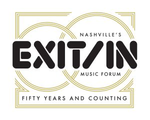 Exit/In 50th anniversary logo